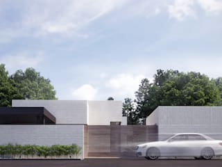 studio forma Terrace house