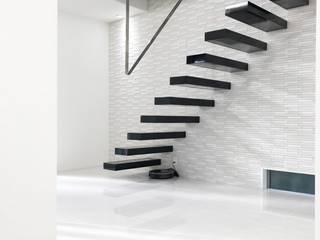 片持ち階段: LobeSquareが手掛けたです。,