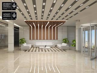 Hewa Holding Ofis - Erbil / Irak Sia Moore Archıtecture Interıor Desıgn Modern