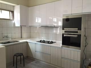 彰化室內設計-陳公宅 根據 蕊茵室內設計裝潢工程 地中海風