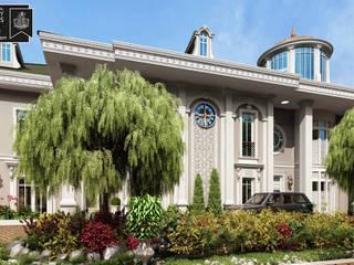 Sitak Villa - Süleymaniye / Irak Sia Moore Archıtecture Interıor Desıgn Klasik