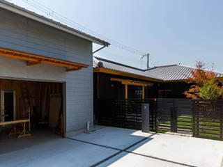 登り梁の家 田中洋平建築設計事務所 日本家屋・アジアの家