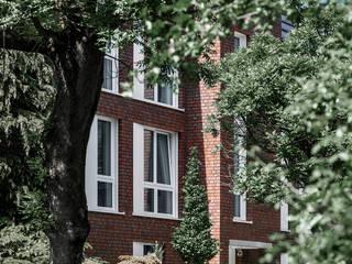 Wooden windows by Hilger Architekten, Classic