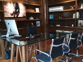 Remodelación obra Virreyes Estudios y despachos modernos de doblev.arq Moderno