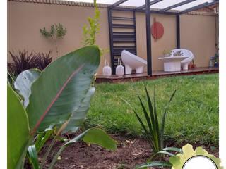 Diseño de Jardín LH Jardines modernos: Ideas, imágenes y decoración de Laura Vidal Estudio de Paisajismo - Interiorismo Moderno