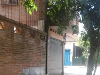 FAMILY HOUSE: Chalets de estilo  por GR Arquitectura