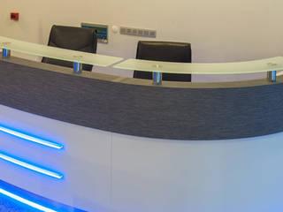 Global Residence Ofis Projesi Çağın Büro Mobilya San. ve Tic. A.Ş. Akdeniz