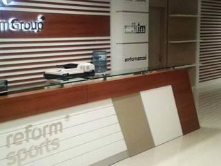 Reform Grup Ofis Projesi Çağın Büro Mobilya San. ve Tic. A.Ş. Akdeniz