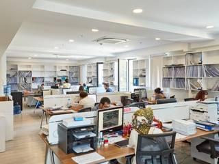 Balcı Hukuk Bürosu Ofis Projesi Çağın Büro Mobilya San. ve Tic. A.Ş. Akdeniz