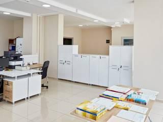 Medar Sağlık Ofis Projesi Çağın Büro Mobilya San. ve Tic. A.Ş. Akdeniz