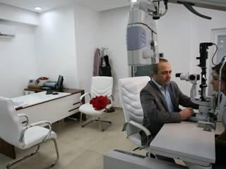 Gülen Göz Hastanesi Ofis Projesi Çağın Büro Mobilya San. ve Tic. A.Ş. Akdeniz