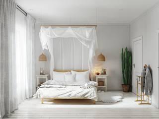 Bedroom by Svetlana February,