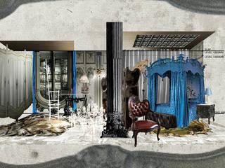 Metaphor Design Studio Kamar Tidur Klasik