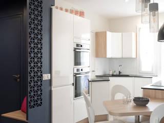 Camille BASSE, Architecte d'intérieur Modern style kitchen