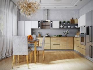 Kitchen by Svetlana February,