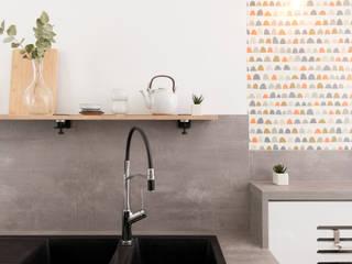 Camille BASSE, Architecte d'intérieur Cocinas de estilo moderno
