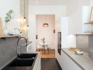 Camille BASSE, Architecte d'intérieur Cucina moderna