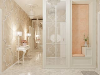 Corridor & hallway by Svetlana February,