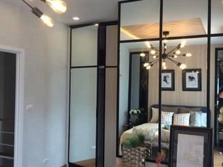 Pruksa House UpMedio Design Kamar Tidur Modern