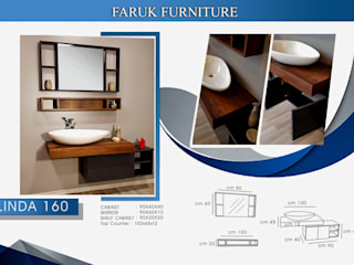 FARUK FURNITURE BathroomDecoration