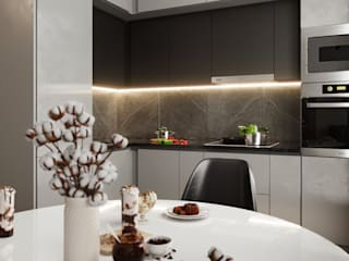 Small kitchens by Levitorria