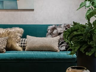 Livings de estilo  por SAFRANOW, Moderno