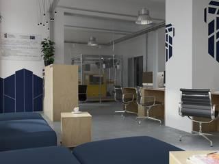 Centrum badawcze stomatologi ASKLEPIOS od Moble. Eklektyczny