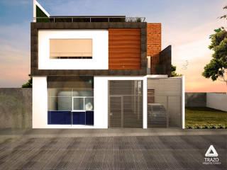 CASA BALDOMERO Casas modernas de Trazo Arquitectonico Moderno