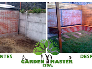 hiện đại  theo Garden master limitada, Hiện đại