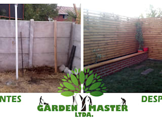 modern  by Garden master limitada, Modern