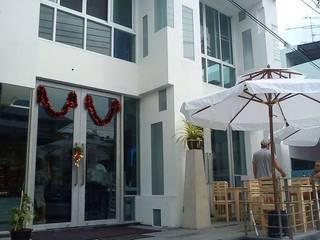 Obay Hotel Hotel moderni di UpMedio Design Moderno
