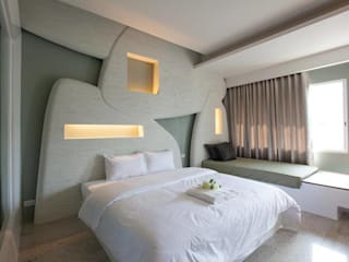 Obay Hotel by UpMedio Design Modern