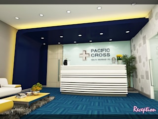 Pacific Cross Health Insurance PCL van UpMedio Design