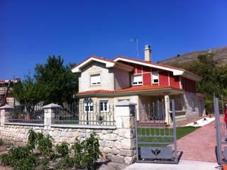 Constructores para vivienda unifamiliar en Burgos de riarsa 2006 constructores en burgos Rústico