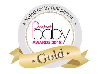 Project baby Gold Award Winners! :   by Babyhub Ltd