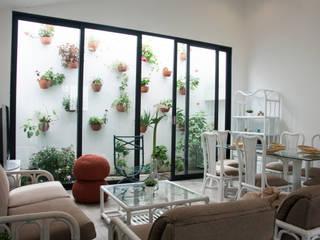 Cabaña Cáqueza Jardines de estilo minimalista de CHAVARRO ARQUITECTURA Minimalista