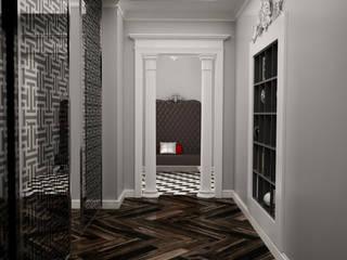 Irina Yakushina Ingresso, Corridoio & Scale in stile classico