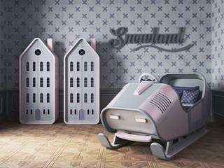 Snowland Jr. Royal Serisi Tosba Jr Çocuk Mobilyaları Klasik