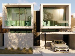 Concrete House 0087: Moradias  por CRIA Digital Expressions,