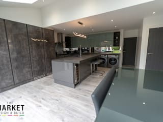Langley Rear House Extension, Loft Conversion With Full House Refurb The Market Design & Build