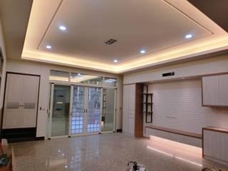 彰化室內設計-李公宅 根據 蕊茵室內設計裝潢工程 北歐風