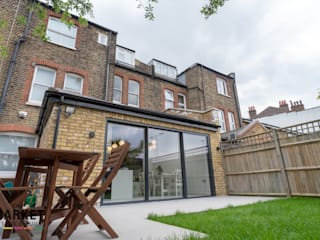 Chiswick Rear House Extension The Market Design & Build