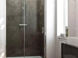 GiordanoShop 衛浴浴缸與淋浴設備 玻璃 Transparent