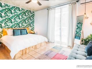 Selina Cancún: Hoteles de estilo  por Andrea Loya