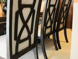 Proyecto condominio  El Roble . Chicureo :  de estilo  por Oscar Saavedra Diseño y Decoración Spa
