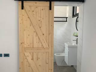 石膏磚施工前後之設計案 根據 寶瓏室內裝修有限公司 北歐風