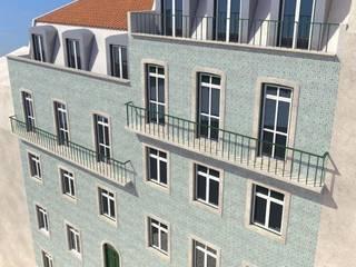 Lisbon Heritage Modern houses