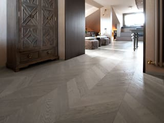 de Cadorin Group Srl - Top Quality Wood Flooring Ecléctico