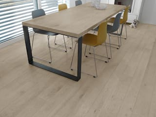 Cocinas de estilo moderno de Cadorin Group Srl - Top Quality Wood Flooring Moderno