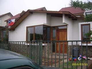 Ampliacion Casa Habitacion: Casas de estilo  por JORGE PALMA PAPIC E.I.R.L.